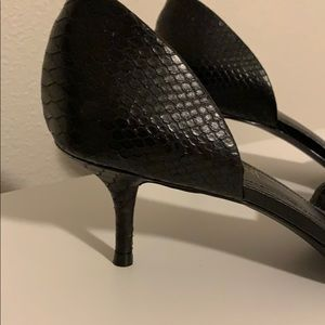 Enzo Angiolini Shoes - New embellished crystal kitten heels